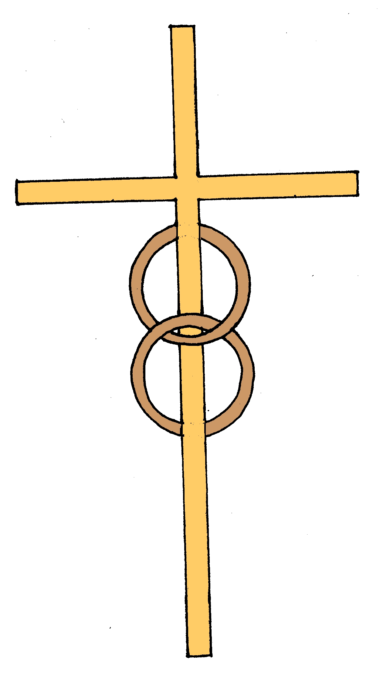cross wedding band clipart cross wedding bands Gallery For Marriage Rings and Cross Clipart